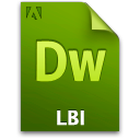 Doc, Document, File, Lbi icon