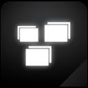 expose,glow icon