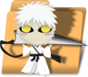 Bleach Chibi Ogichi folder icon