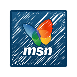 social, social media, social network, msn icon