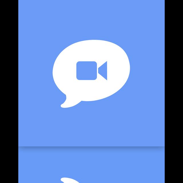 mirror, mac, ichat icon