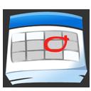google, schedule, date, calendar icon