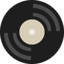disk, cd, drive, disc, save, music, audio icon