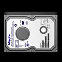 maxtor,horizontal icon