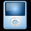 Baby, Blue, Ipod, Nano icon