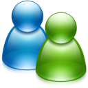 friends, people, users, group icon