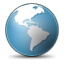 planet, world, browser, earth icon