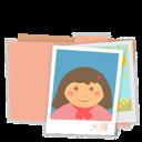 Carton, Folder, Pictures icon