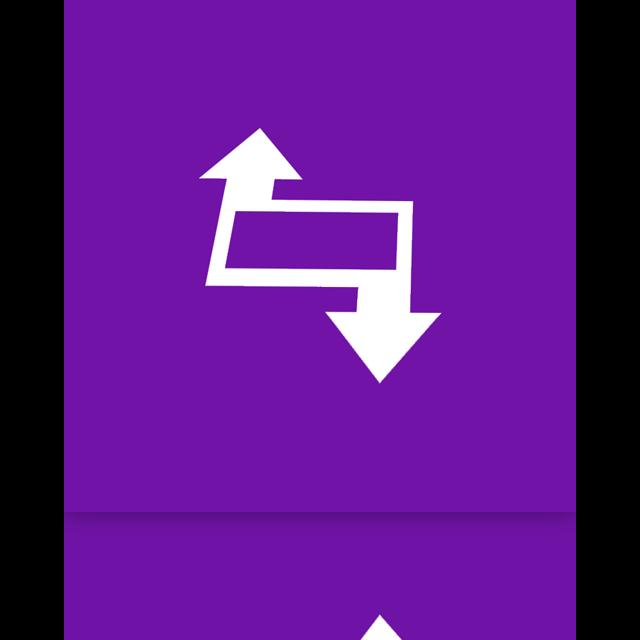 infopath, mirror icon