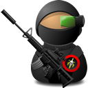 sniper,soldier,with icon