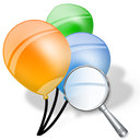 Folder, Zoom icon