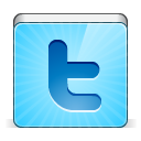 social, twitter, apple, festival icon