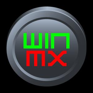 winmx, badge icon