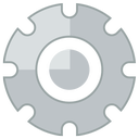 settings, gear icon