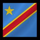Congo, Democratic icon