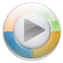 windows, player, media icon