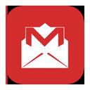 flurry, gmail, google icon