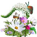 flowers, wildflowers icon