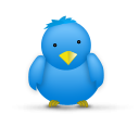 tweet, bird, twitter icon