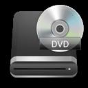 Drive, Dvd icon