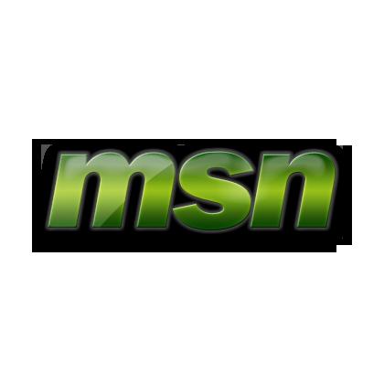 msn, logo icon