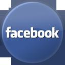social, facebook icon
