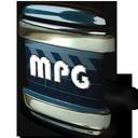 mpg, file icon