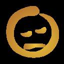smiley,sleeping icon