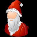 Historical Santa Claus Male icon