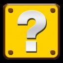 question,block icon