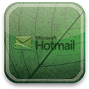 eco, hotmail, green icon