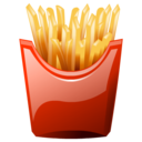 junk food, fast food, fries, french, food icon