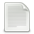 Generic, Gnome, Text icon