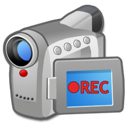camera, handheld camera, record, video icon