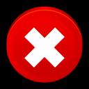close, button, no, cancel, stop icon