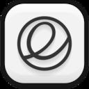 distributor logo elementary icon