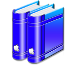 librarybleu icon