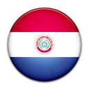 country, paraguay, flag icon