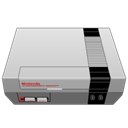 Gray, , Nintendo icon