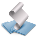 Actions, Folder, Setup icon