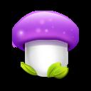 mushroom purple icon