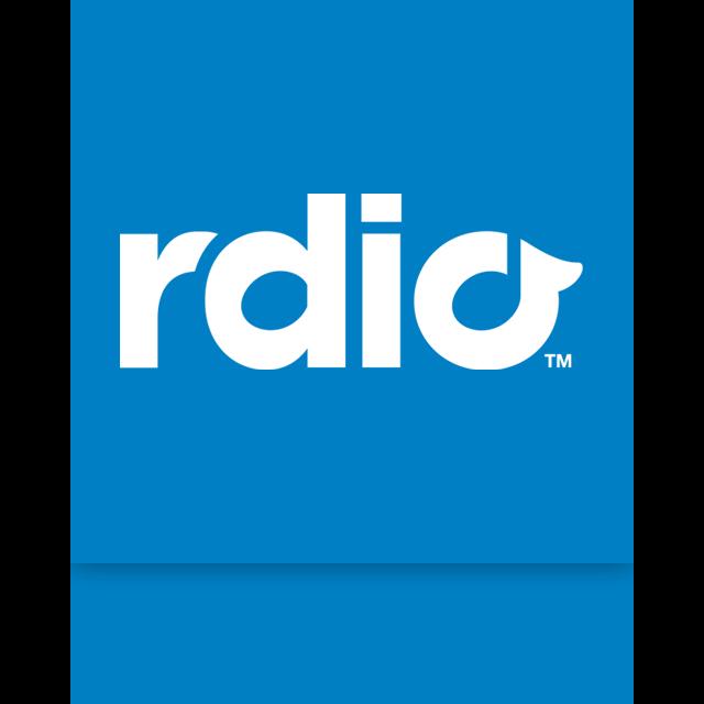 mirror, rdio icon
