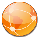 network, internet, package, world icon