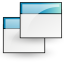 windows, window, applications, panel icon