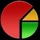 chart, analytics, pie, statistics icon
