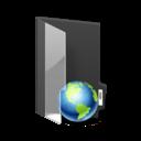 folder,internet icon
