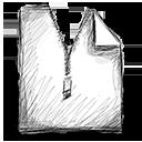 File, Unzipped icon