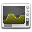 graph, utilities, monitor, system icon