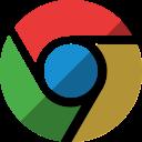 google, chrome, browser icon
