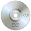 dvd,ram,disc icon